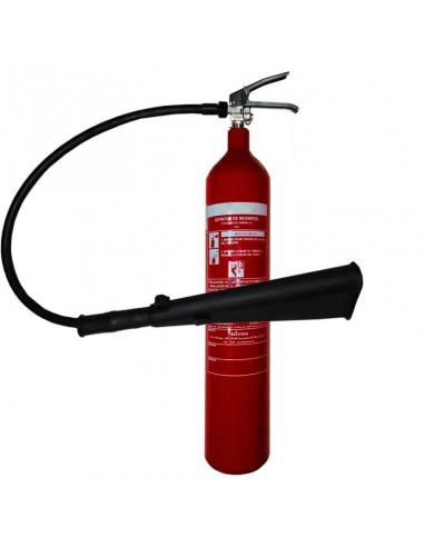 Extintor co2 5 kg