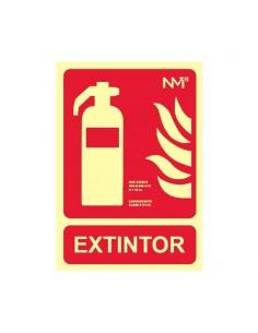 Señal Extintor contra...