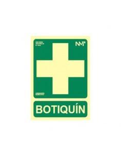 Señal Botiquín homologada