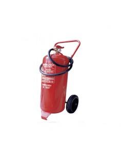 Extintor carro 50 kg abc polvo