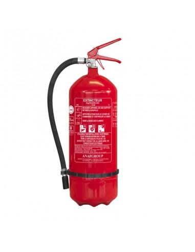 Extintor 9 kg abc Anaf Group