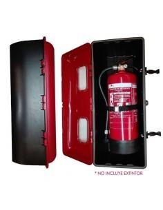 Armario para extintores en PVC exteriores