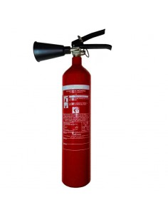 Extintor co2 2 kg