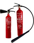 Normativa de Extintores